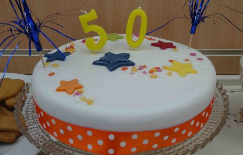 50th Birthday Celebrations
