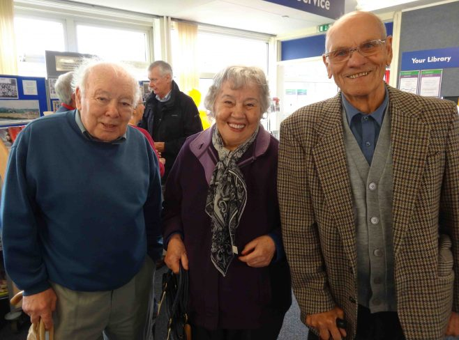 'We have been coming to this library for 50years'