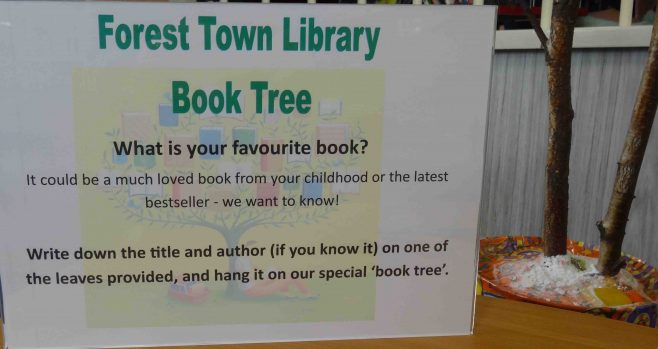 Book Tree notice