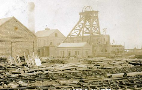 Mansfield (Crown Farm) Colliery
