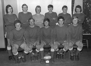 Meadow Foundry FC 1971/1972
