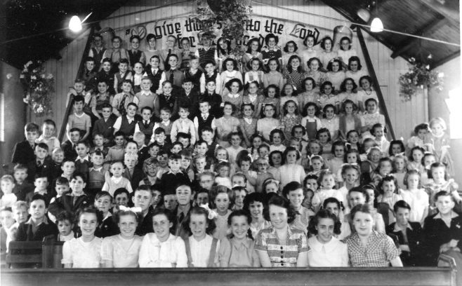 Sunday School Anniversary