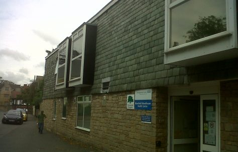 Mansfield Woodhouse Health Centre