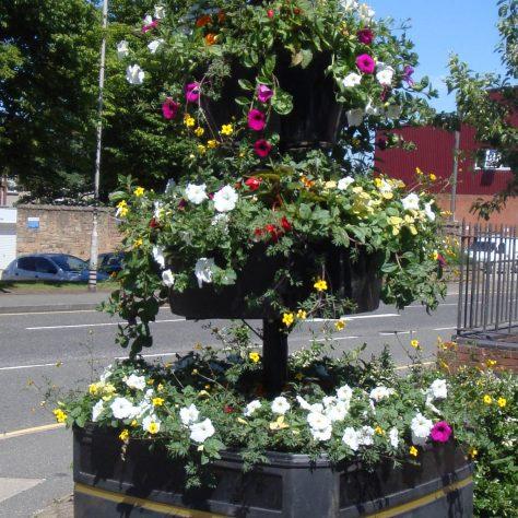 22 June 2010 Corner of Car park on St John's Street | P Marples