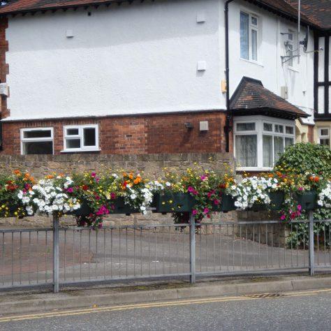 30 June 2010 Corner of Bath Lane & St Peter's Way | P Marples