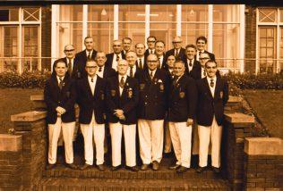 Mansfield Bowls Team 1968 | Mansfield Chad