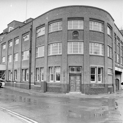 Mansfield Brewery 1983 | Mansfield Chad