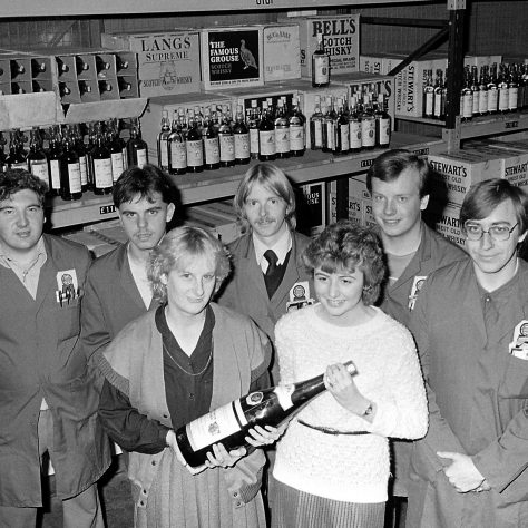 Brewery Cash and Carry - 1983 | Mansfield Chad