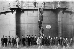 Mansfields Gas Works | CHAD