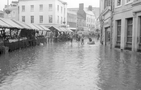 July Flood 1973