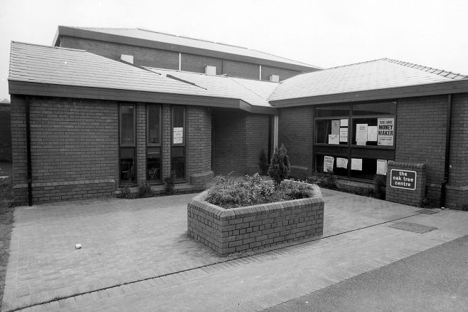 Oak Tree Lane Leisure Centre 1981 | Mansfield Chad