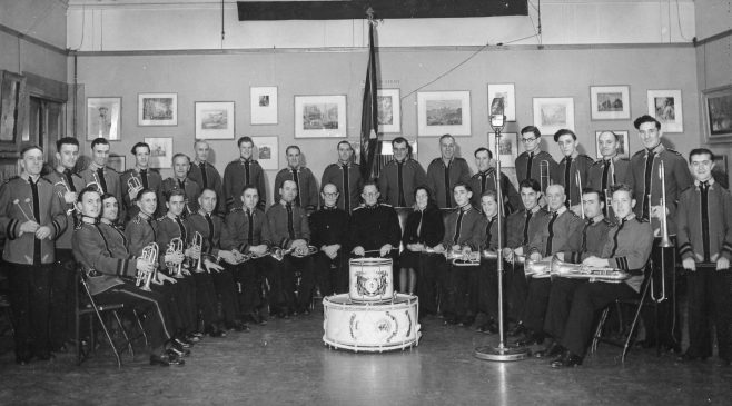 Band Broadcast 3rd October 1950 | Private Collection