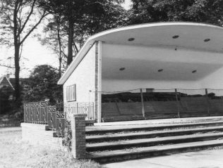 Mansfield Band Stand