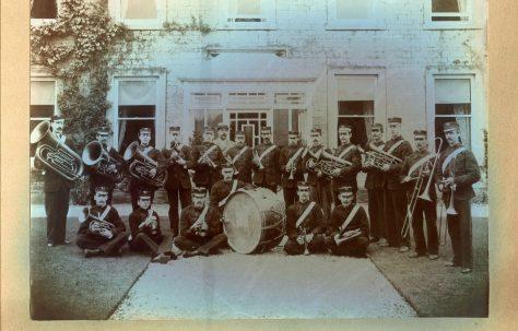 Brass Band Mystery