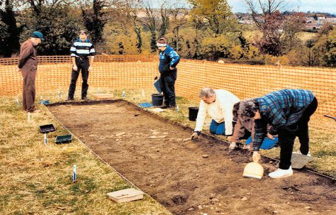 The Sherwood Archaeological Society