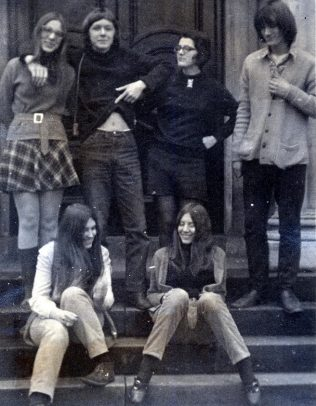 Mansfield Art College 1969 / 70.