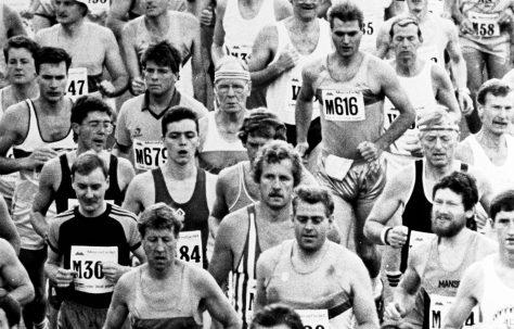 Mansfield Half Marathon