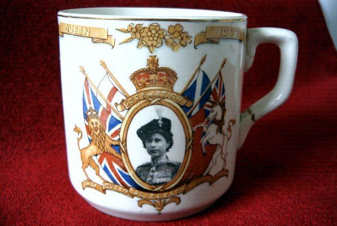 Coronation Mug front