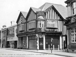 Civic Theatre, Leeming Street | Mansfield Museum