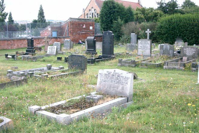 Naylor Robert Edwin, full view - Extended Churchyard | P Marples