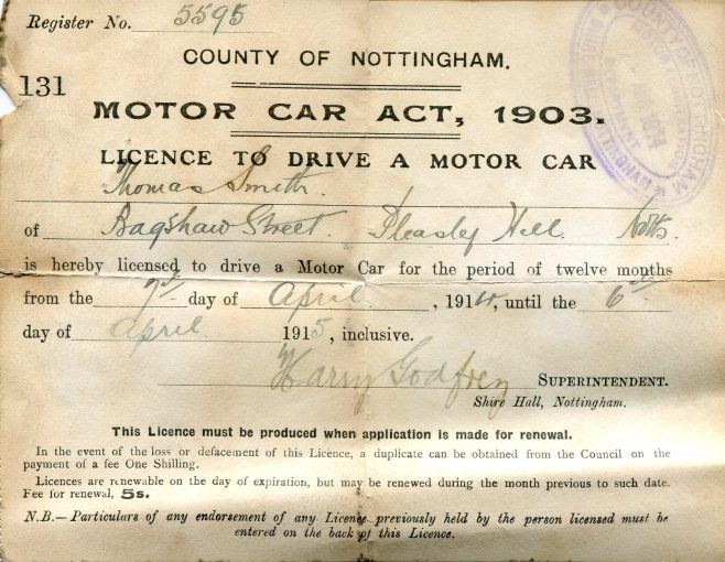 A License to Drive