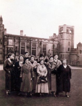Trip to Newstead Abbey 1937
