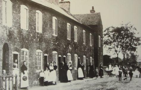 Old Street Scene