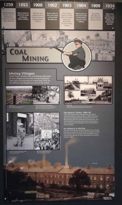Coal Mining | M & P Marples