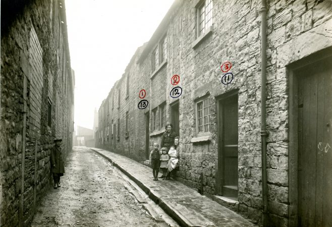 Meeting House Lane | Mansfield Museum