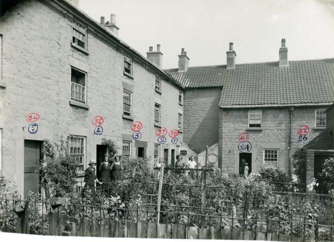 Garibaldi Square Houses | Mansfield Museum