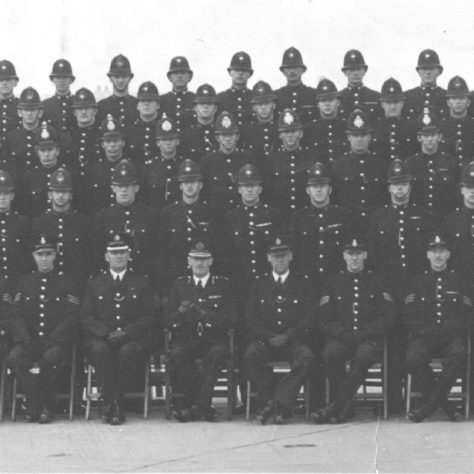 No 3 Recruit Course April 1946