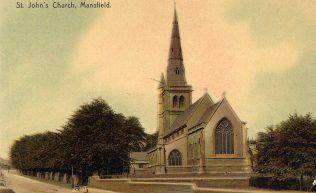 ST John's Church | PC Collection- Boots Cash Chemists Pelham Series