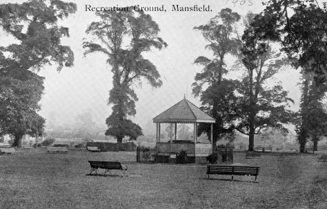 Recreation Ground, Mansfield