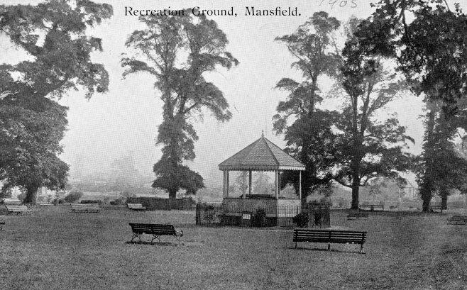 Recreation Ground, Mansfield