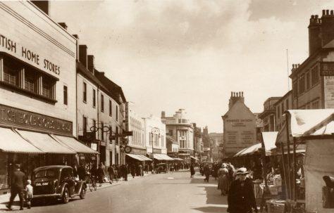 Westgate, Mansfield