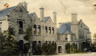 Mansfield Girls Grammar School circa 1906