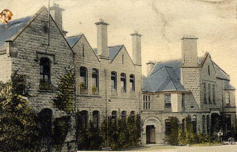 Mansfield Grammar School
