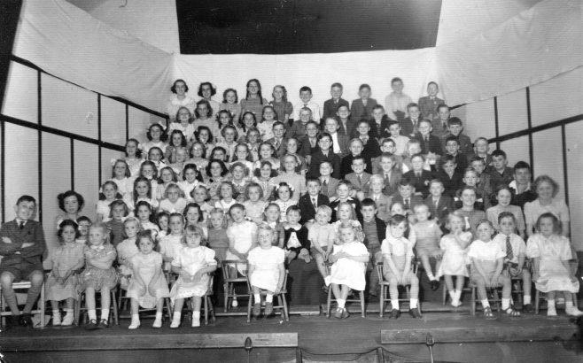 Pleasley Hill Children | Vallance Church St Mansfield