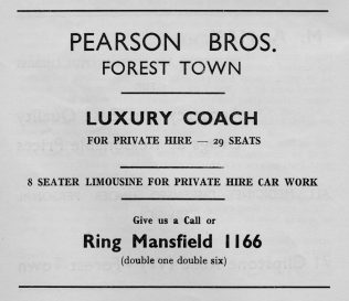 Old Advert | Private collection