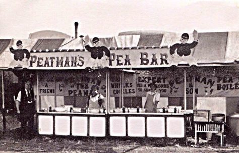 Peatmans - Pea Stall and Fair Rides