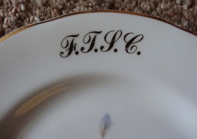 Mystery Plate