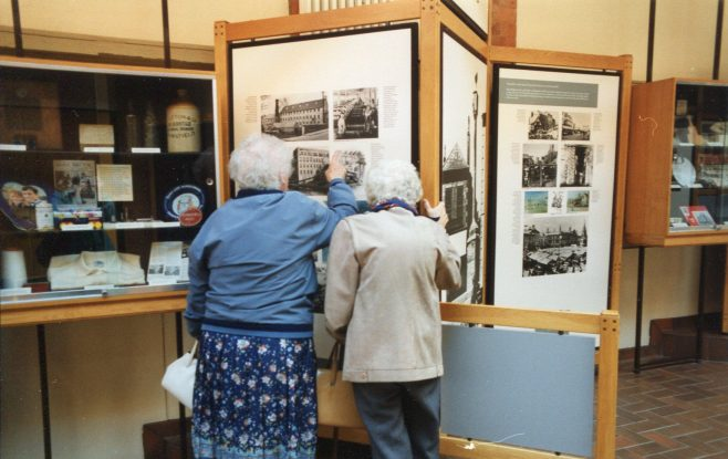 A Visit to Mansfield Museum