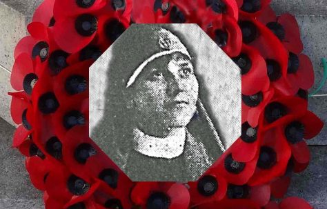 WW1 Nurse Caroline Dolman