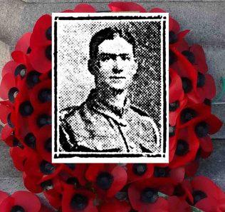 WW1 Pte. Arthur Parkin