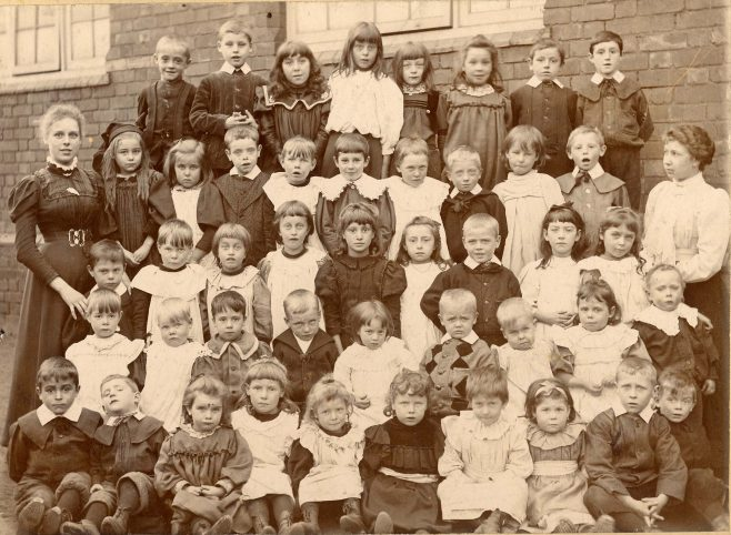 School Photograph | E F Bostock Nottingham
