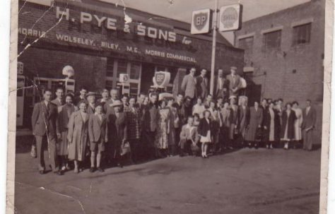 H. Pye & Sons Outing