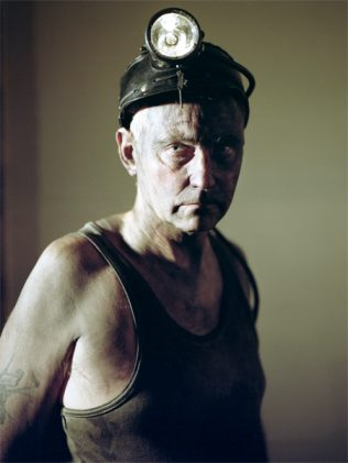 Ex miner and miners rescue serviceman turned performance poet and storyteller | David Severn