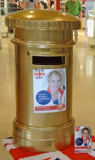 A Gold Box for Rebecca