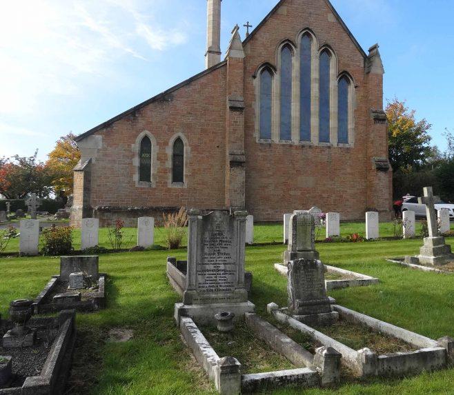 Rhodes Wilkinson Grave | P Marples