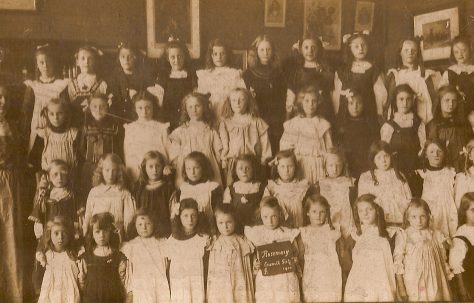 Rosemary Street School - 1910
